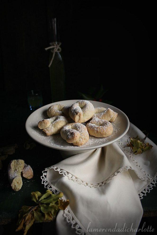 biscotti al limoncello