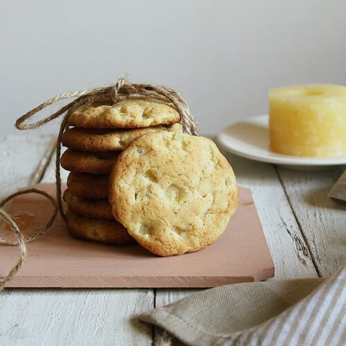Ananas cookie