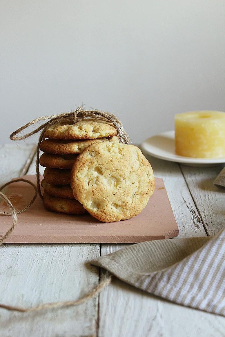 Ananas cookie